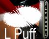 *PW*Santa Babe Puff  (L)