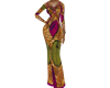 African Pattern Jumpsuit