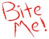 Female Bite Me Tee