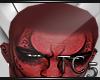 Red devil bald