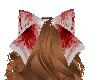 Blood Splatter Yumi Bow