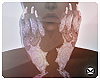(HENNA) Mandala White