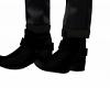Formal Half Boots Black