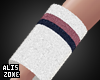 [AZ] Left F Wristband