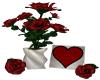 So Loved Rose Vase