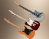 Fender Guitars-3- wall
