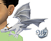 Shoulder Drake L - White