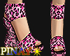 Pink Leopard shoes