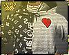 LV x Love Hoodies