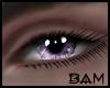 Faded Purple Eyes