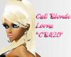 Cali Blonde Lorna