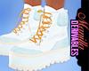 ! Emma Plateau Boots