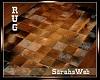 Patchwork Cowhide Rug