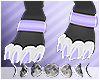 ☆ Iris Paw Cuffs