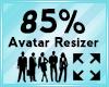 Avatar Scaler 85%