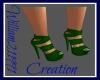 Perfect Green Heels