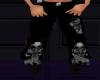 Skull Thunder Hose M