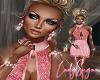 Pink Sparkle Braceletes