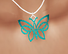 [EPH]Butterfly Turquoise