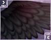 ☽B☾ Dark Angel Wings
