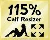 Calf Scaler 115%