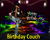 Birthday Couch