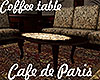 [M] Cafe Paris CoffeeTbl