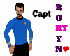 TOS Delta Blue Captain