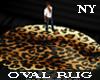 NY| Diva Oval Rug