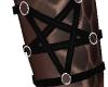 [FS] Pentagram Garter L