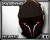 ICO Crimson Helmet M