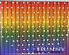 H. Pride Curtain Lights