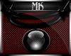 !Mk! Black Sphere Neck