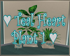 Teal Hearts Plant 1