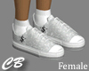 CB STAR Sneakers Silver