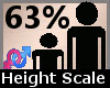 Height Scaler 63% F A