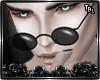 ⚔ Round Rim Glasses