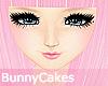 Medium Pink Doll Hair