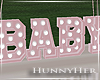 H. Baby Marquee