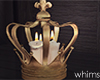 Slay Queens Candle Crown