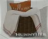 H. Fall Pillow Basket