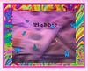Baddie.background  + Sparkles+Butterfly