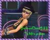 Bowler Hat Dance B & W