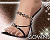 Nouveau Sandals