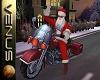~V~Santa Motorcycle