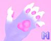 🅜 CANDY: paw claws m