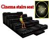 Cinema stairs seat