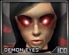 ICO Demonic Eye Glow F
