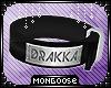*M*| Drakka Cust. Collar