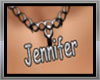 Necklace Jennifer name